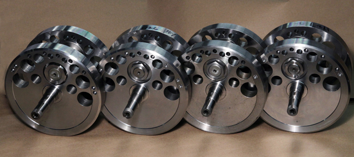 4 vincent flywheels